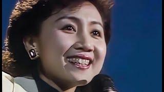 1986年央视春节联欢晚会 歌曲《春光美》《祝福歌》 张德兰  CCTV春晚