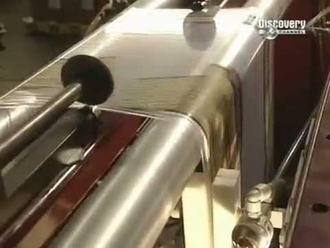 การผลิตถุงพลาสติก