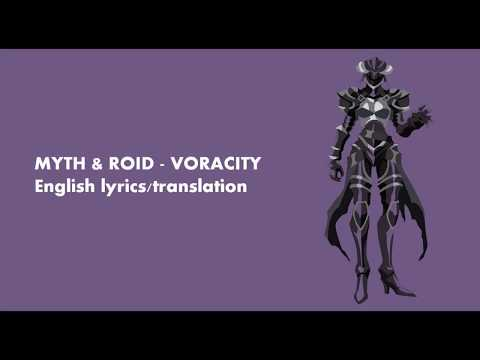 VoraCity OP OverLord S3 [ Rom   ENG ] Lyric