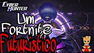 Cyber Hunter-a Futuristico Fortnite (Download Link)