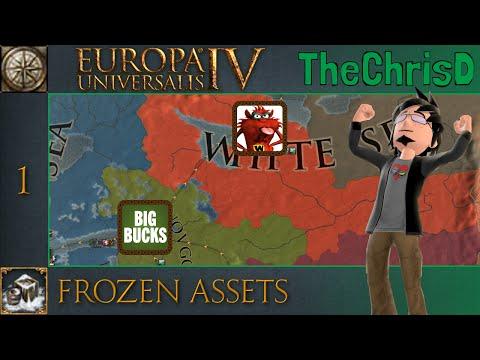 EU4: Mare Nostrum – Frozen Assets 1