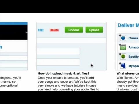 How to Publish Music on iTunes : iTunes Basics