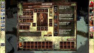 Icewind Dale: Enhanced Edition - Oynanış / Gameplay
