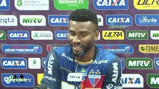 [Série B '18] Coletiva Ligger   Pré-jogo Oeste FC/SP X Fortaleza EC   TV ARTILHEIR⚽