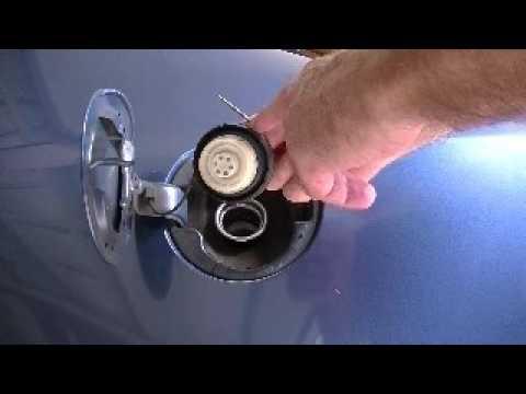 Honda Civic Check Fuel Cap Message Fix