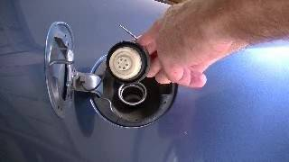 Honda Civic Check Fuel Cap message fix