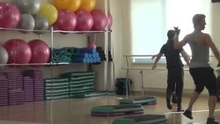Step Vertical с Михаилом Гурьевым
