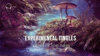 Experimental [ASMR] ★ Potion making ★ Various triggers [binaural] [Layered]