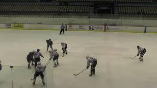Хоккей ЛНХЛ за 3 м. Ударник-Айсберг 19.04.2018 г. 2 пер. Пермь