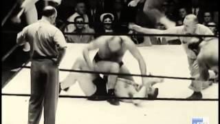 Ivan Rasputin, Chest Bernard & Fritz Von Schacht vs. Don Beitelman, Farmer Don Marlin & Pat O