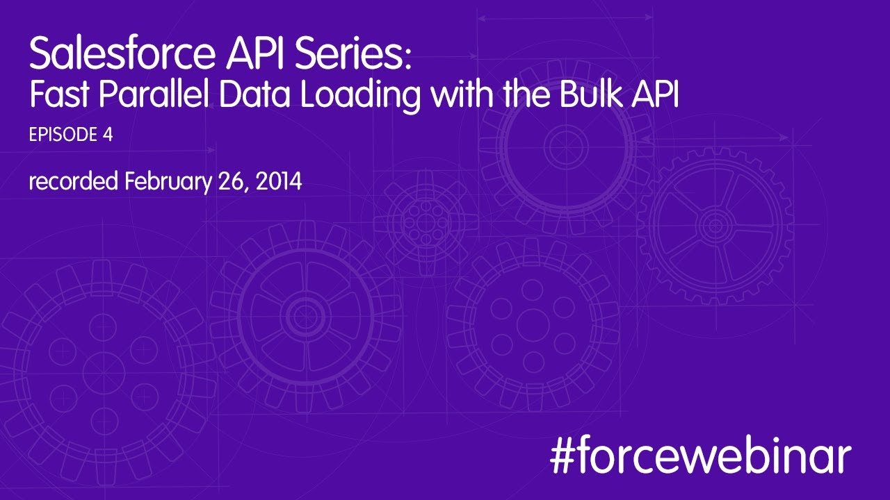BULK API Update, Upsert and Query Explained   Limits