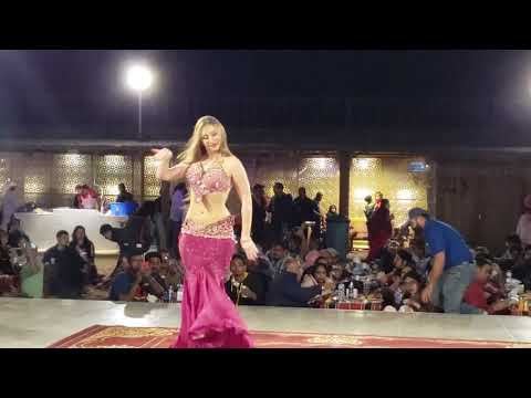 Belly Dance – Dubai Desert Safari