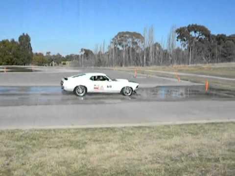 Muscle Car Rally 2011 Car 69dd Youtube