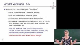 Programmieren in C++, SS 2018, Vorlesung 1