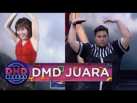 WOW!! Semua Orang Ikut Goyang Jadul AYU TING TING - DMD Juara (13/9)
