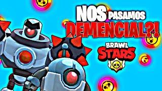 NOS PASANOS DEMENCIAL!?- CON GABO | BRAWL STARS | gusanoDiplomatico