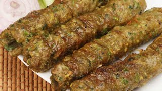 Easy Seekh Kebabs Recipe - How To Make Seekh Kebabs at Home - Eid Special Recipes