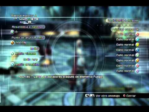 Final Fantasy XIII Walkthrough [Parte 9 - Capitulo 4 - Capitulo 5]