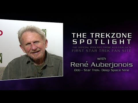 The Trekzone Spotlight with René Auberjonois