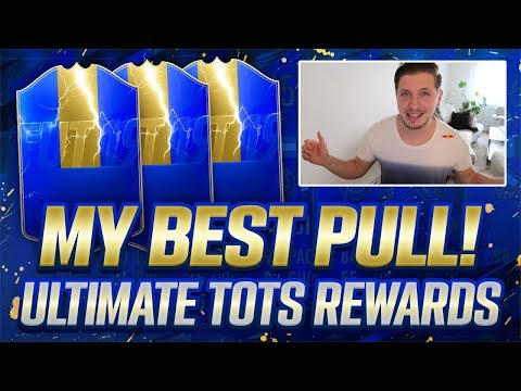 PACKING MY BEST PLAYER ON FIFA 19! AMAZING PACK LUCK FROM MY FUT CHAMPIONS REWARDS