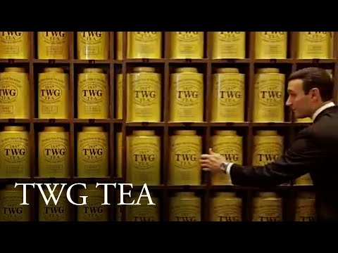 TWG Tea China - Step Into The World Of Tea With TWG Tea Connoisseur