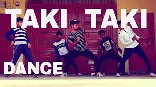 DJ Snake - Taki Taki || Dance Choreography || ft. Selena Gomez, Ozuna, Cardi B