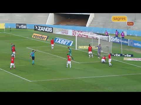 SagresTV: Confira os lances de Goiás 1 x 2 Boa Esporte
