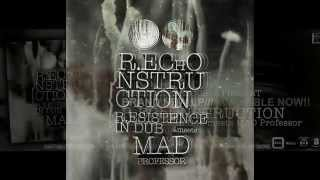 "R.ESISTENCE IN DUB meets MAD PROFESSOR: ""R.ECHONSTRUCTION"" FULL ALBUM"