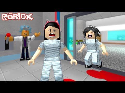 Roblox - FUGINDO DO MÉDICO LOUCO (Escape The Evil Hospital Obby) | Luluca Games