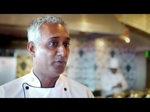 Interview with Executive Chef Kevin Joseph at The Oyster Box | Fine Dining Durban