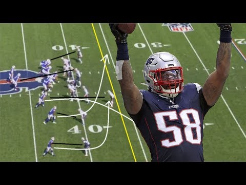 Film Study: The New England Patriots defense is ridiculously  good