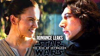 The Rise Of Skywalker Rey & Kylo Romance Scene Leaks! SPOILERS (Star Wars Episode 9)