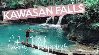 Kawasan Falls Cebu Philippines 2018