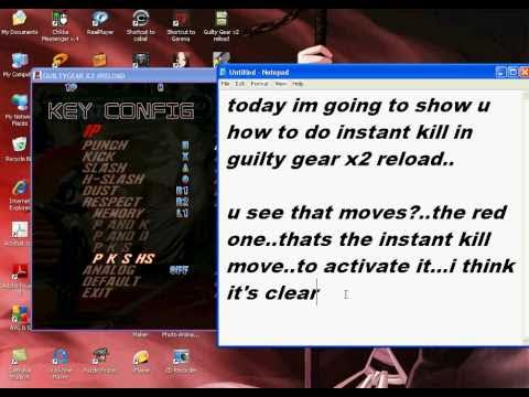 How to perform instant kill in Guilty Gear