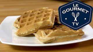 Whole Grain Waffle Recipe - Legourmettv