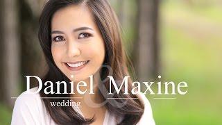 Daniel Mejia and Maxine Monasterio Dahilayan wedding