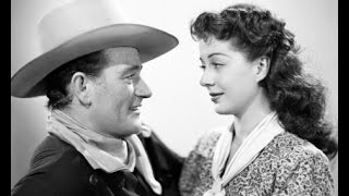 ★ L' ultima Conquista ✘ film completo 1947 ✪ John Wayne Gail Russell by ☠Hollywood Cinex™