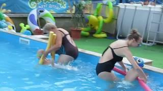 Открытие детского летнего бассейна «Водолей» (2)