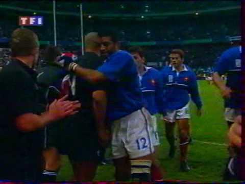 France vs nouvelle z lande demi finale de la coupe du monde 1999 de rugby part 8 youtube - Rugby coupe du monde 1999 ...
