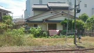 2017/05/27 特急むろと1号牟岐行き 牟岐駅到着前 車内放送