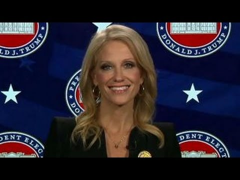 Kellyanne Conway on new role as counselor to the president