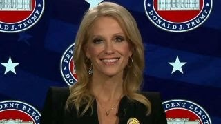 flushyoutube.com-Kellyanne Conway on new role as counselor to the president