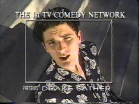 HA! TV COMEDY NETWORK - 1991 bumpers, promos, show opens