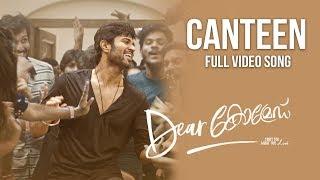 Dear Comrade Malayalam The Canteen Song Full Song Vijay Deverakonda Rashmika Bharat