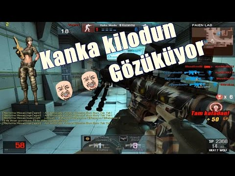 Kanka Kilodun Gözüküyor - Wolfteam Opuvedim - 6' Lı TeamKill