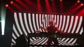 vuclip Zomboy tour Tulsa okc 2017. Opening song part 1