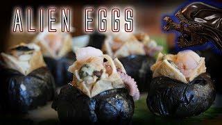 Закуска \ЯЙЦА ЧУЖОГО\  Alien Eggs КДЮ84