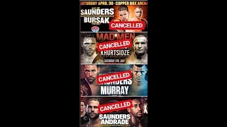 Billy Joe Saunders-The truth & why he could be finished at 29 year old