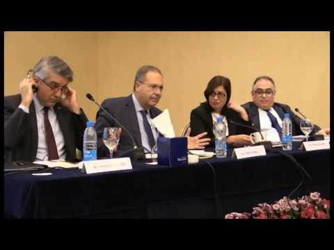 East Mediterranean Gas Prospects: Production and Markets Panel II (4)