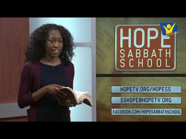 Szkoła Sobotnia Hope Channel - Lekcja XI (15 czerwca 2019)